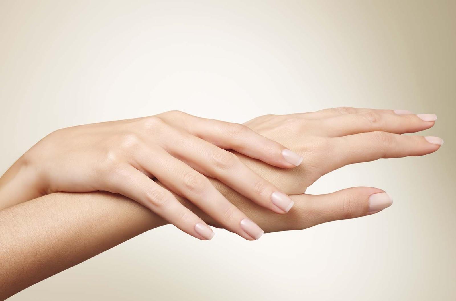 prendre soin de vos mains détoxifier vos propres