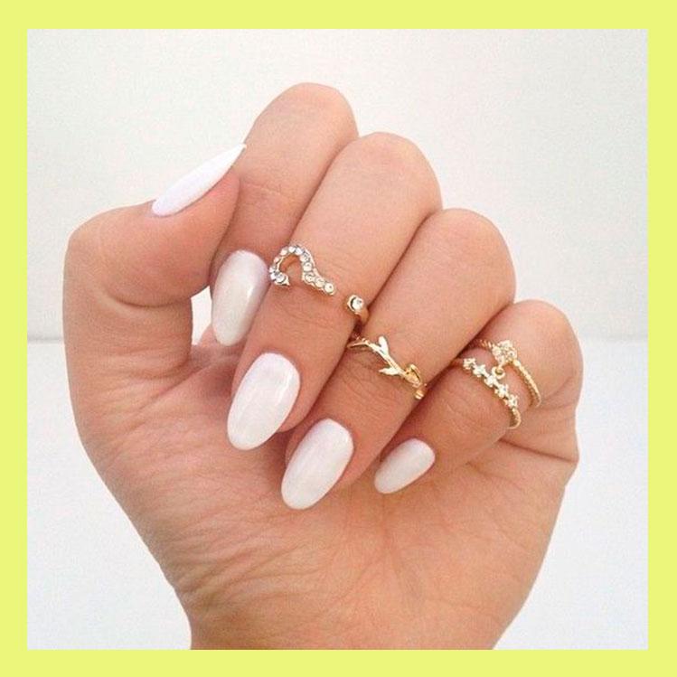 C'est la raison pour laquelle l'utilisation de faux ongles ou gelish provoque le cancer