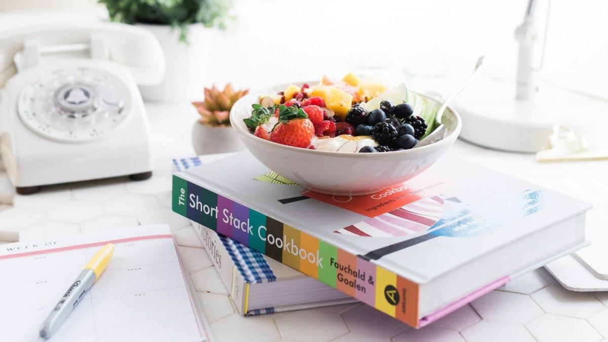 Des aliments sains et légers pour perdre du poids.