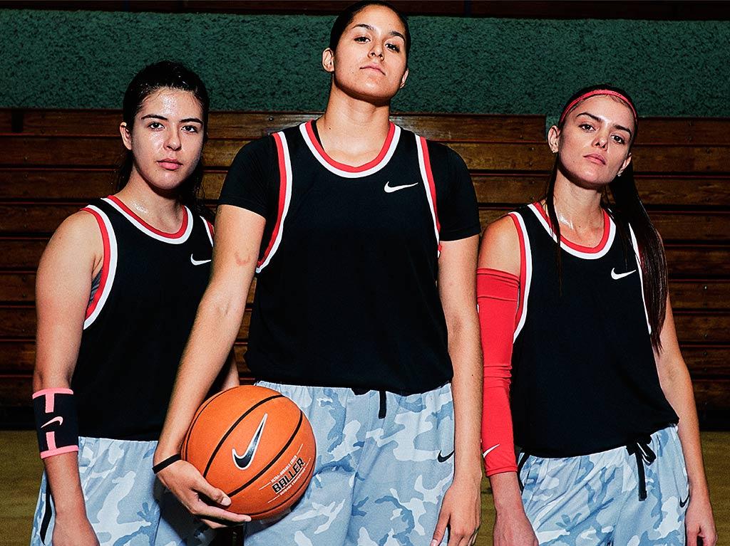 Athlètes de basket-ball