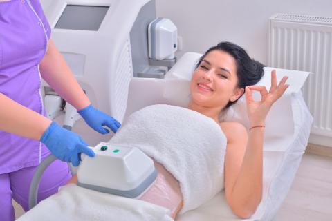 traitement esthétique pour perdre du poids sans chirurgie avec cryolipolyse