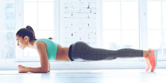 exercices pour aplatir l'abdomen
