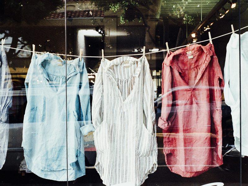 Sécher et désinfecter les vêtements