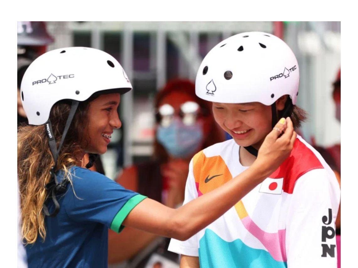 7 moments incroyables aux Jeux Olympiques qui nous montrent l'énorme pouvoir des femmes 6