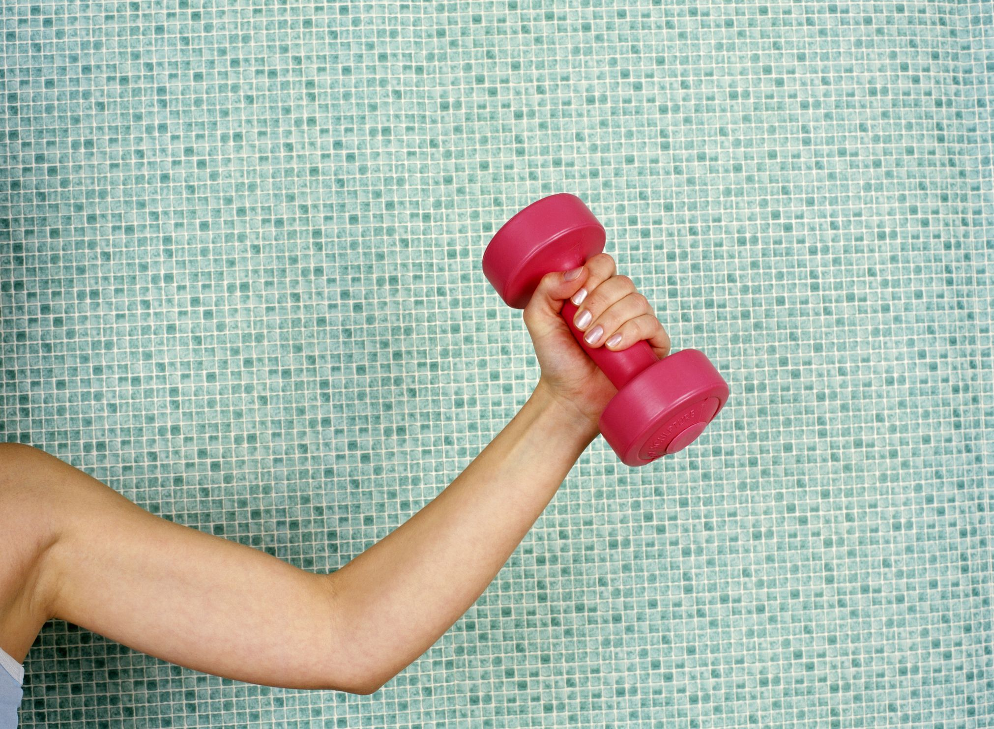 Exercices pour combattre la cellulite des bras